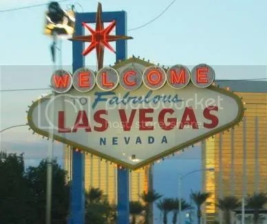 Welcome to Las Vegas!