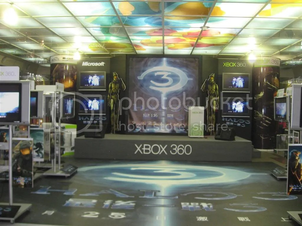 Halo 3 Display