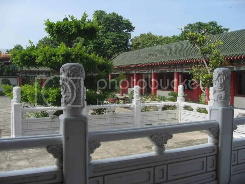 Another View of the Confucius Temple