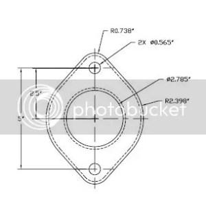Exhaust Flange Pics and Diagrams  Cherokee SRT8 Forum