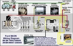 2N Wiring Diagram  MyTractorForum  The Friendliest