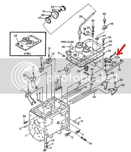 Ford 4000 Starter Wiring Diagram