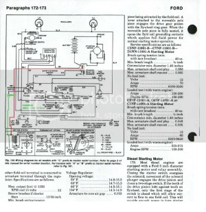 Looking for Ford 5000 wiring diagram  Ford Forum