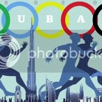 Dubai planeja sediar as Olimpíadas de 2020
