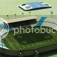 Qatar quer nuvens artificiais de fibra de carbono na Copa de 2022