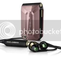 [Gadgets] Sony Ericsson e Dolce & Gabbana lançam o novo Jalou