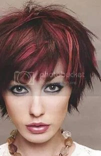The Punk Hairstyles-2