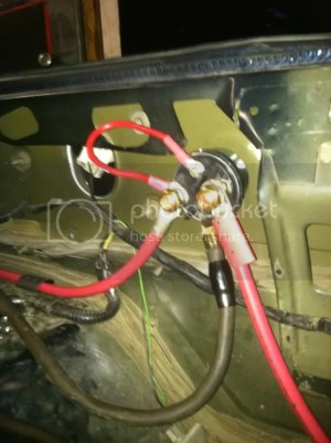 Solve the battery disconnect switch wiring dilema once and for all!  Page 3  Ford Mustang