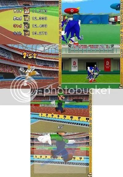 Olympics DS
