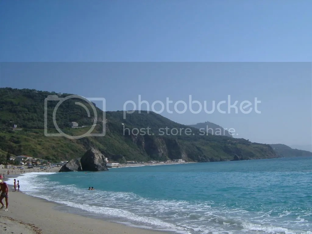 Calabria Beach Pictures, Images and Photos