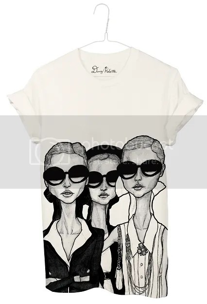 Ourcatwalk - Danny Roberts shirt