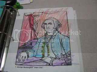 George Washington did not sign on for this abuse.