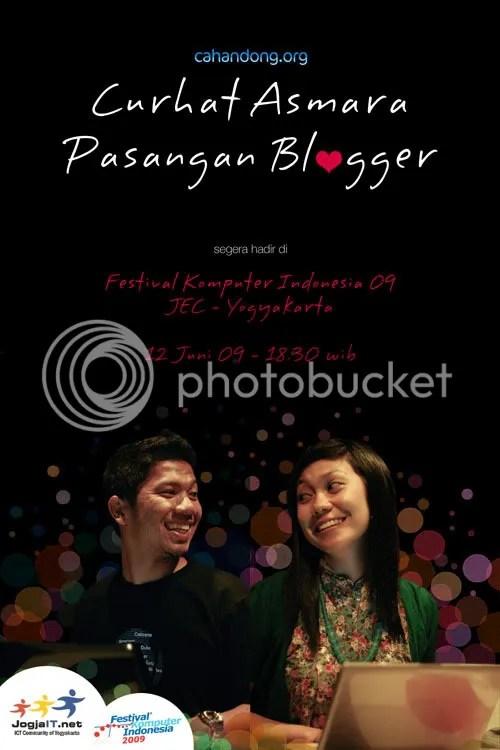 Talkshow: Curhat Asmara Pasangan Blogger