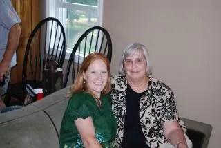 Me and Grandma Doan