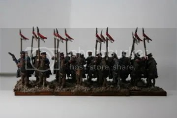 Some Don Cossacks - 15mm Old Glory Figures