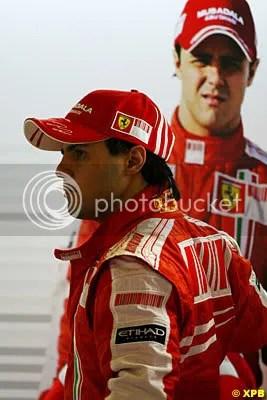 Felipe continues to show Ferrari consistency
