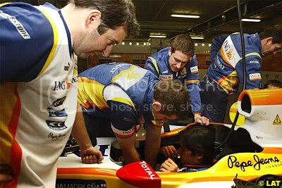 Renault Staff facing redundancy