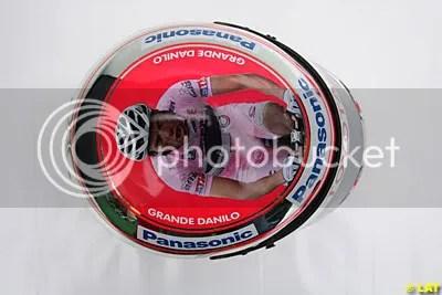 Jarno Trulli - Celebrating Italian Tour de France Win