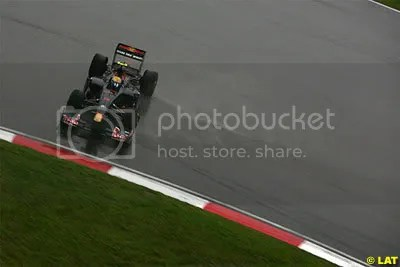Buemi takes a spin