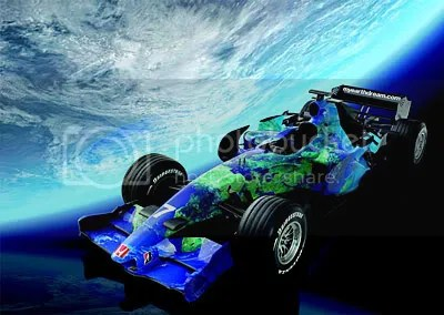 ...and Honda created the EarthDreams livery and concept