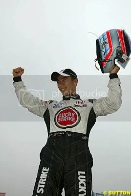 Leaving Sato to take over in Japan and finish 5th