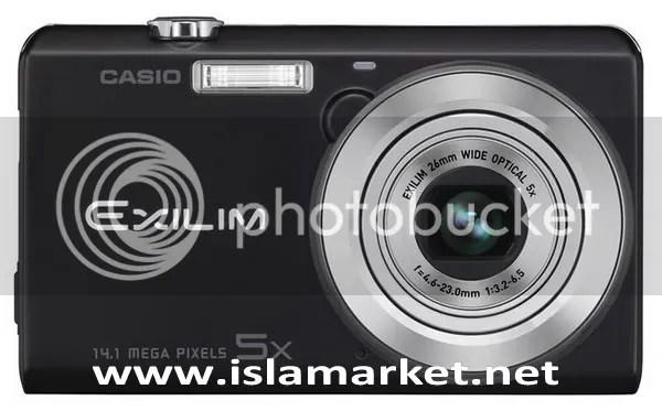 kamera casio exilim 14 mp