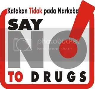 say NO TO NARKOBA. say YES TO BIOTERRA :-)