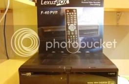 lexuzbox f40