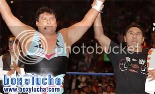 Villano V, Box Y Lucha