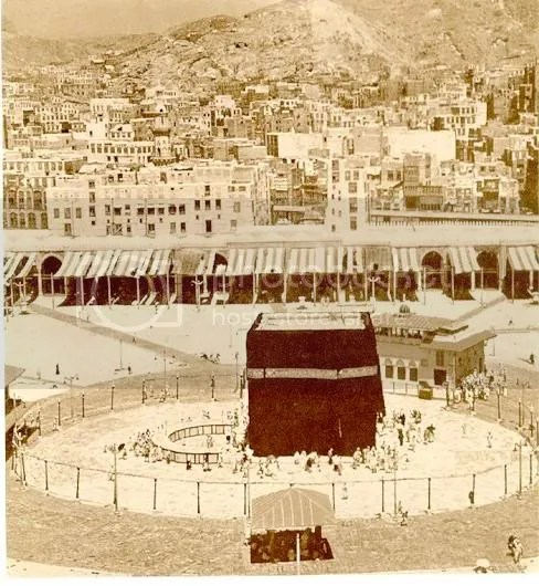 1563.jpg oldest kabba pic picture by saher_taif