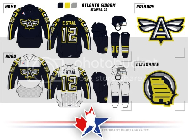 Continental Hockey Federation (Washington Added) - Page 10 ...