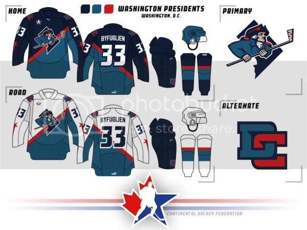 Continental Hockey Federation (Washington Added) - Page 15 ...