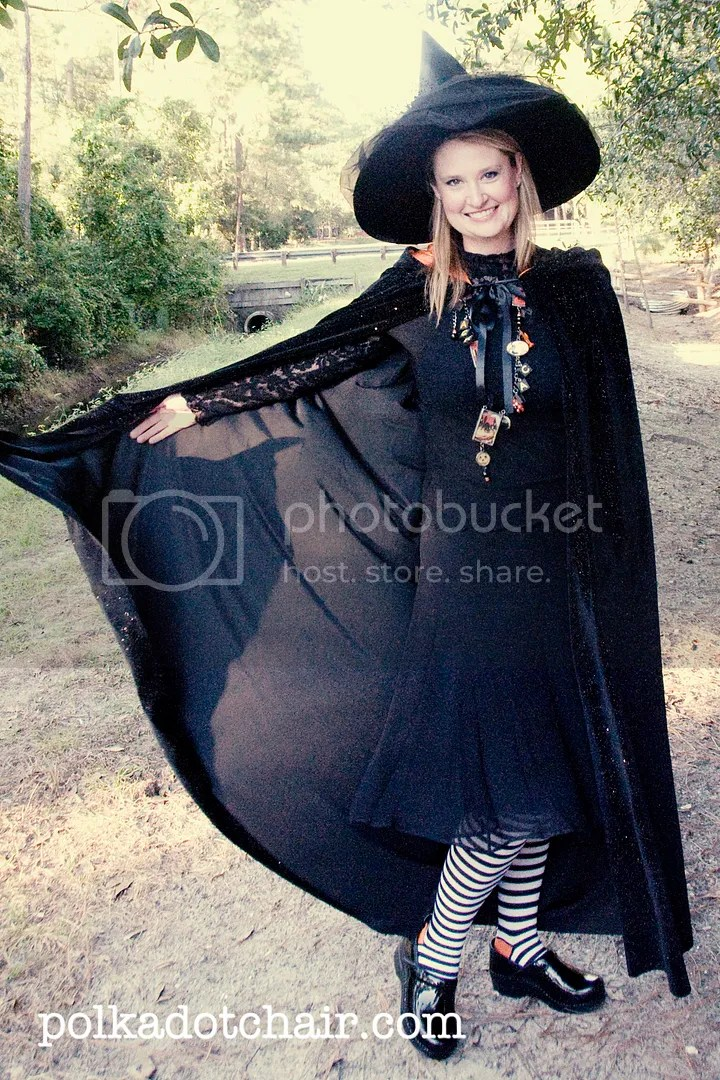 Witches Halloween Costume Ideas The Polkadot Chair
