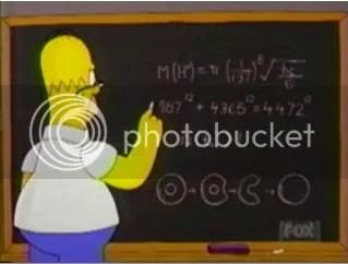 Homer Maths