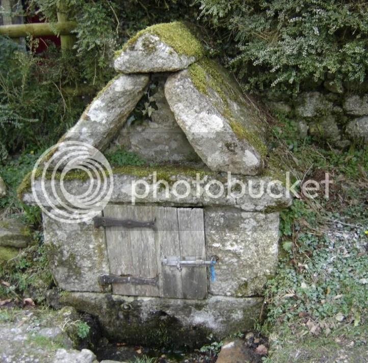 Saxon Well
