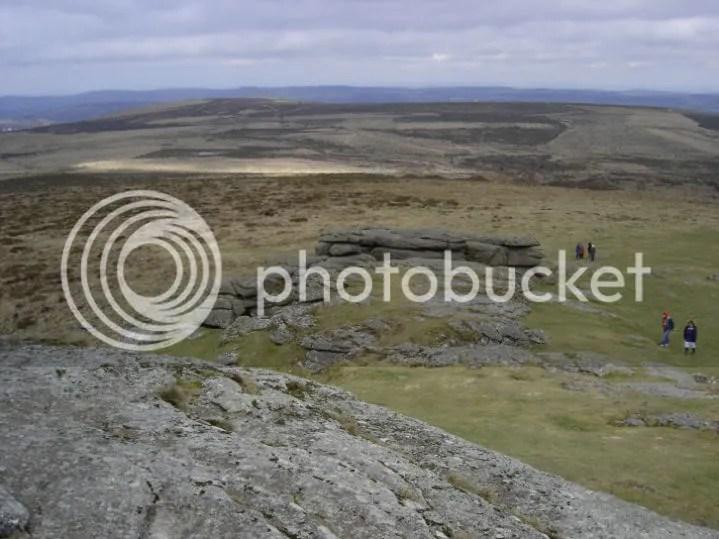Adjacent Haytor Rocks