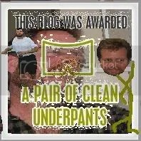 Clean Underpants Award
