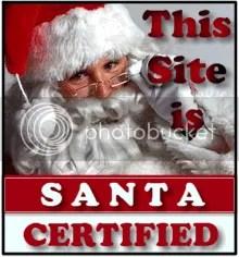 Santa Certified