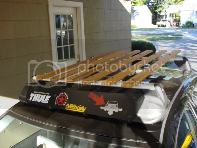 diy wooden roof rack basket | diywoodwork