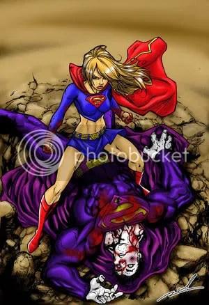 Supergirl y Bizarro podrían sumarse a la próxima película de Superman