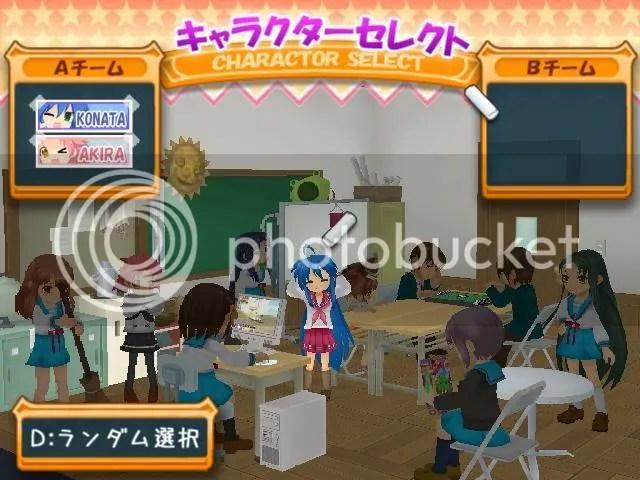 Haruhi is interested in moe blob otaku and bipolar idol