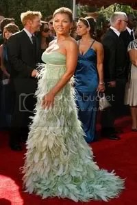 Vanessa Williams at Emmy Awards 2007