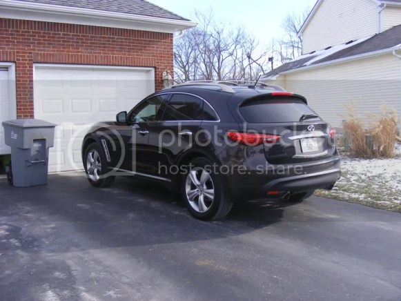 The 2010 Infiniti Fx35 Why Well Why Not Speedsportlife