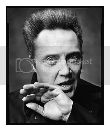 Walken for Prez!