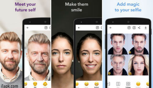 Face App Pro [Mod] APK v3 4 11 for Android - AI Age Change