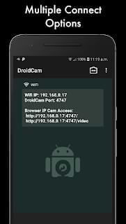 DroidCamX Pro Patched APK