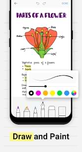 Save paint notes with Easy Notes