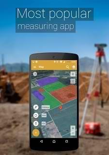 GPS Fields Area Measure PRO APK