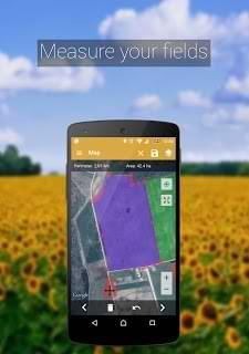 Measure Distance with GPS Fields Area Measure PRO