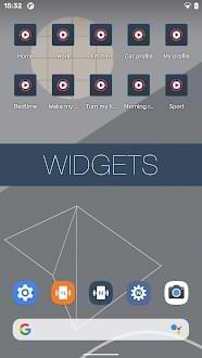 Easy to use NFC widgets